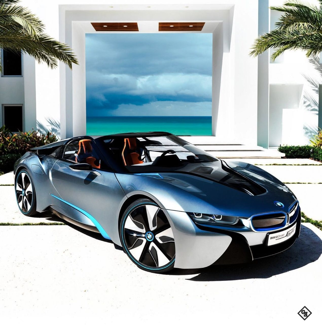 I8 Gentleman's Essentials Bmw i8, Future electric cars