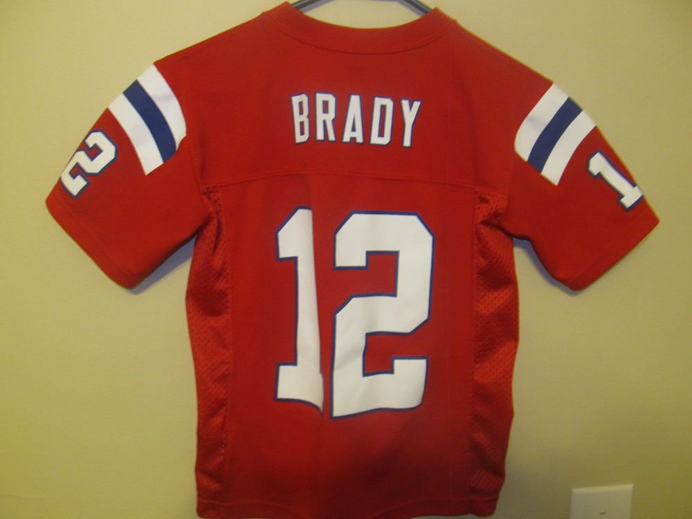 89c5d2d5b ... where can i buy tom brady new england patriots retro jersey nfl youth  small tom brady