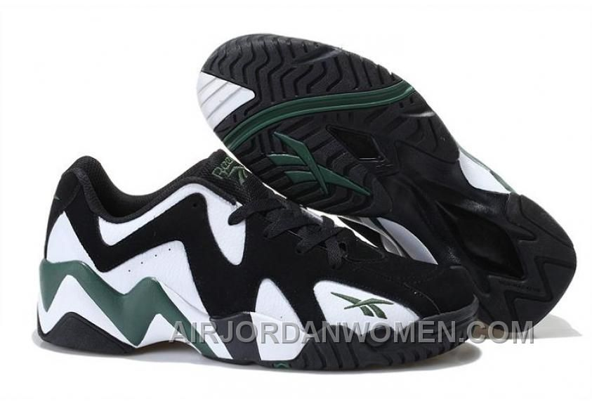 Buy Reebok Kamikaze II Low Mens Fashion Sneaker Basketball White Black  Discount from Reliable Reebok Kamikaze II Low Mens Fashion Sneaker  Basketball White ... 24c01315c