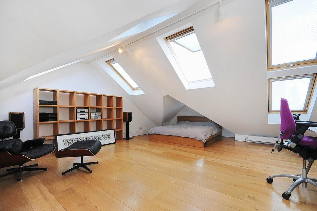 converted loft design ideas google search attic room