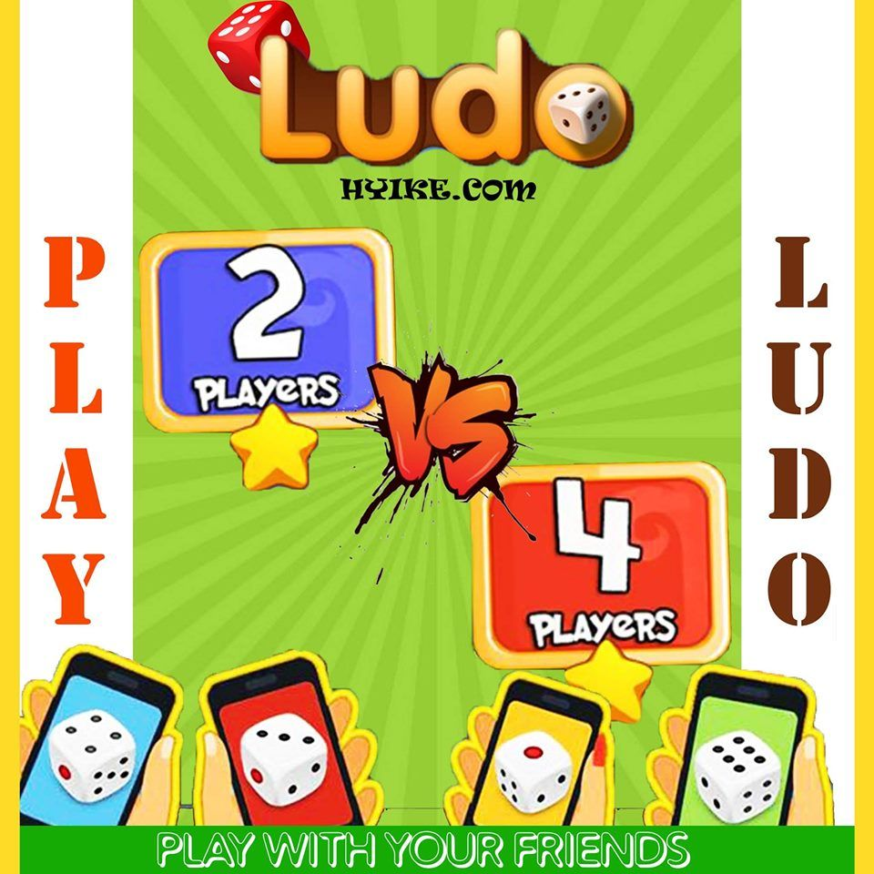 Play your childhood favourite board game Ludo with updated