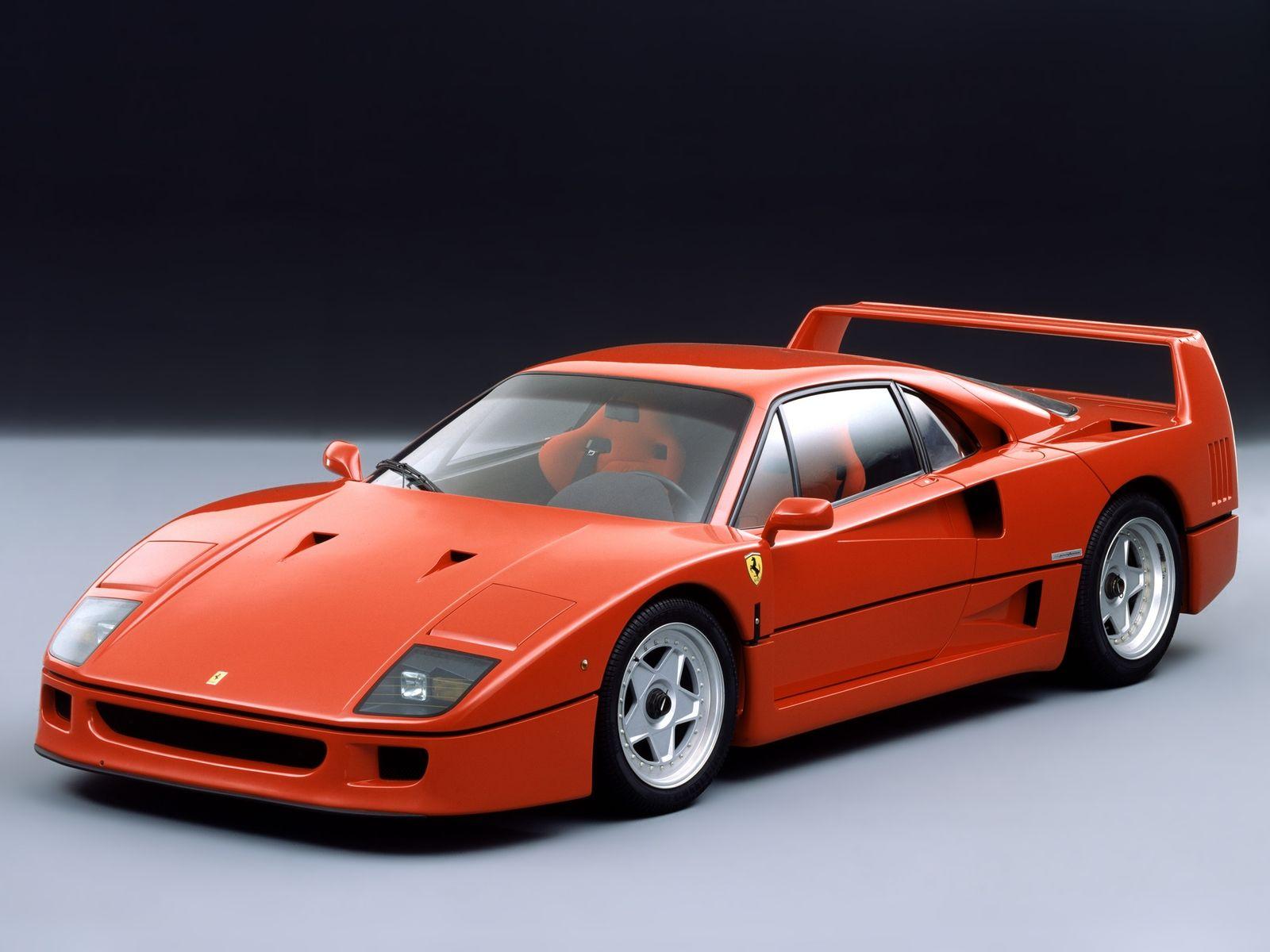 Ferrari F40 Car Gallery 27976   Copadeora