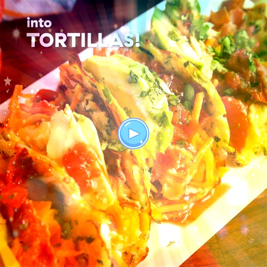zucchini into taco shells for your next lowcarb taco night Get the recipe at  267260559124021823Turn zucchini into taco shells for your next lowcarb taco night Get the re...