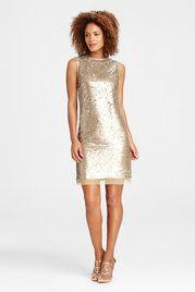 Nanette Sequin Sheath Dress - New Arrivals at Suzi Chin Maggy Boutique