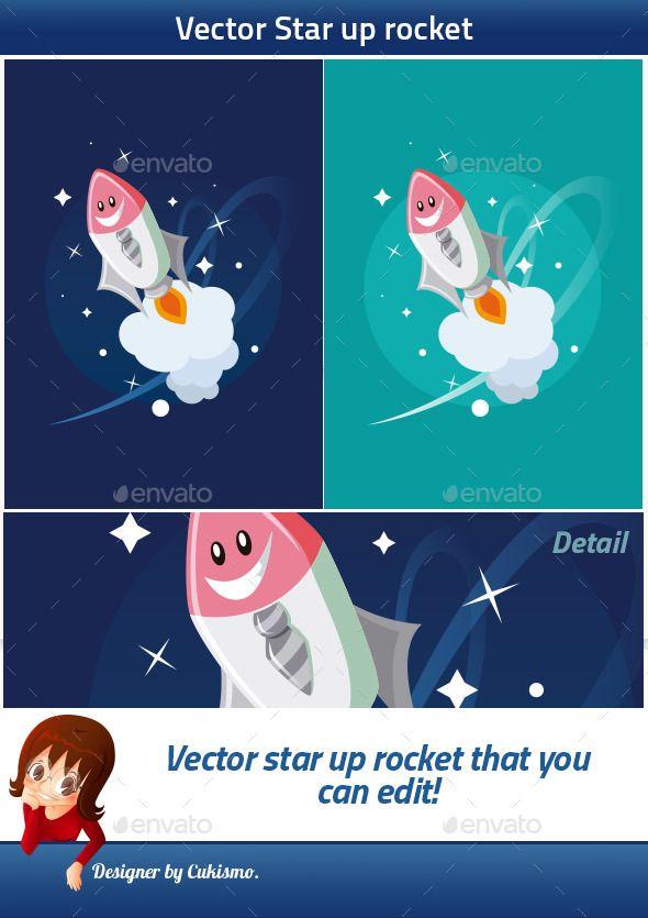 Star Up Rocket