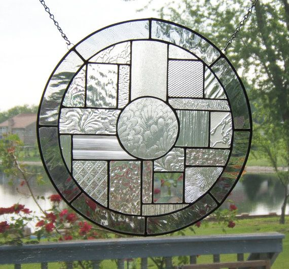 stained glass round - Google Search