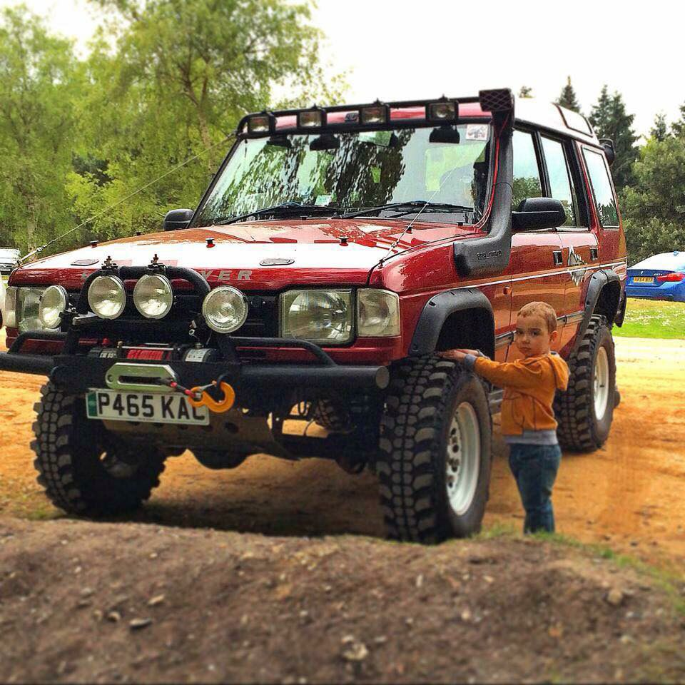 Pin By Chris Olsen On Land Rover Discovery