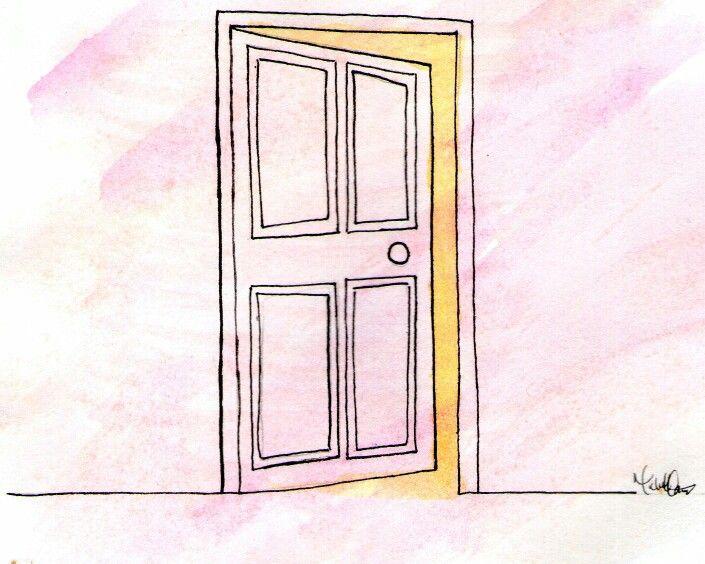 con la puerta abierta nadie se va