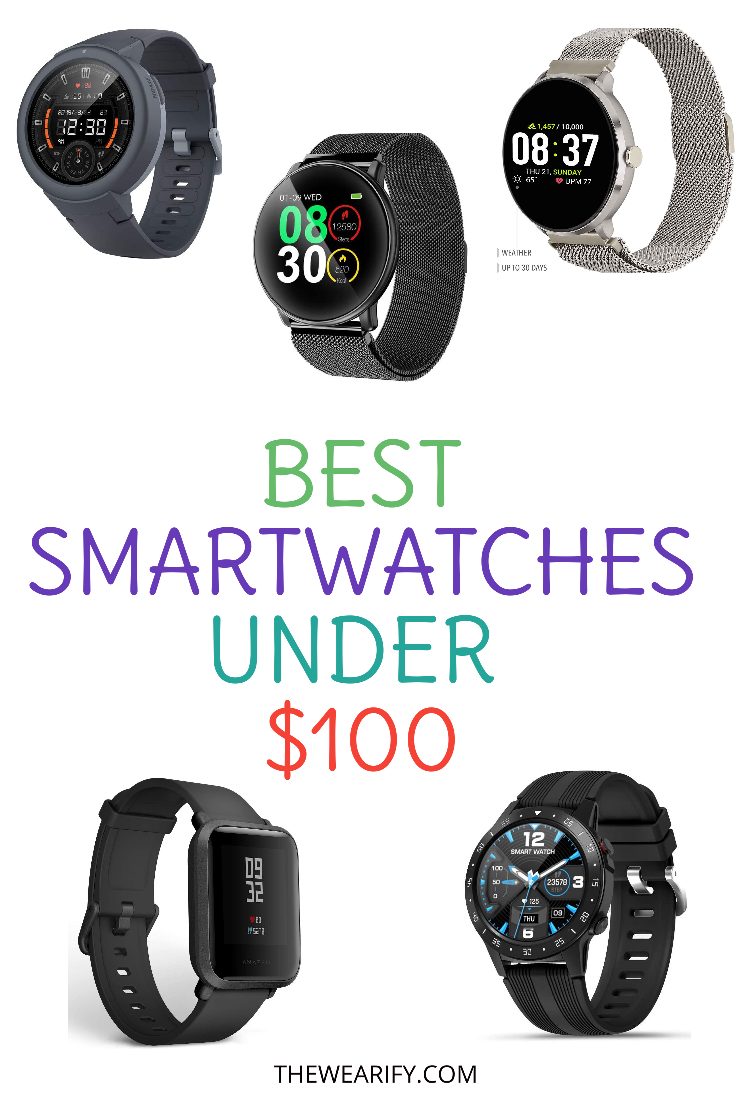 Nowadays, Smartwatch has become the trendiest gadget as well as a fashion item. It also really essential if you are a fitness guy or at least conscious about your health.  Many people think that smartwatches cost a lot. But now you can get a good smartwatch even if your budget is tight. Now there are a ton of budget-friendly smartwatches out there loaded with great features and functionalities.  So, in this article, we have done some hard work and find the Top 5 Best smartwatch under $100.