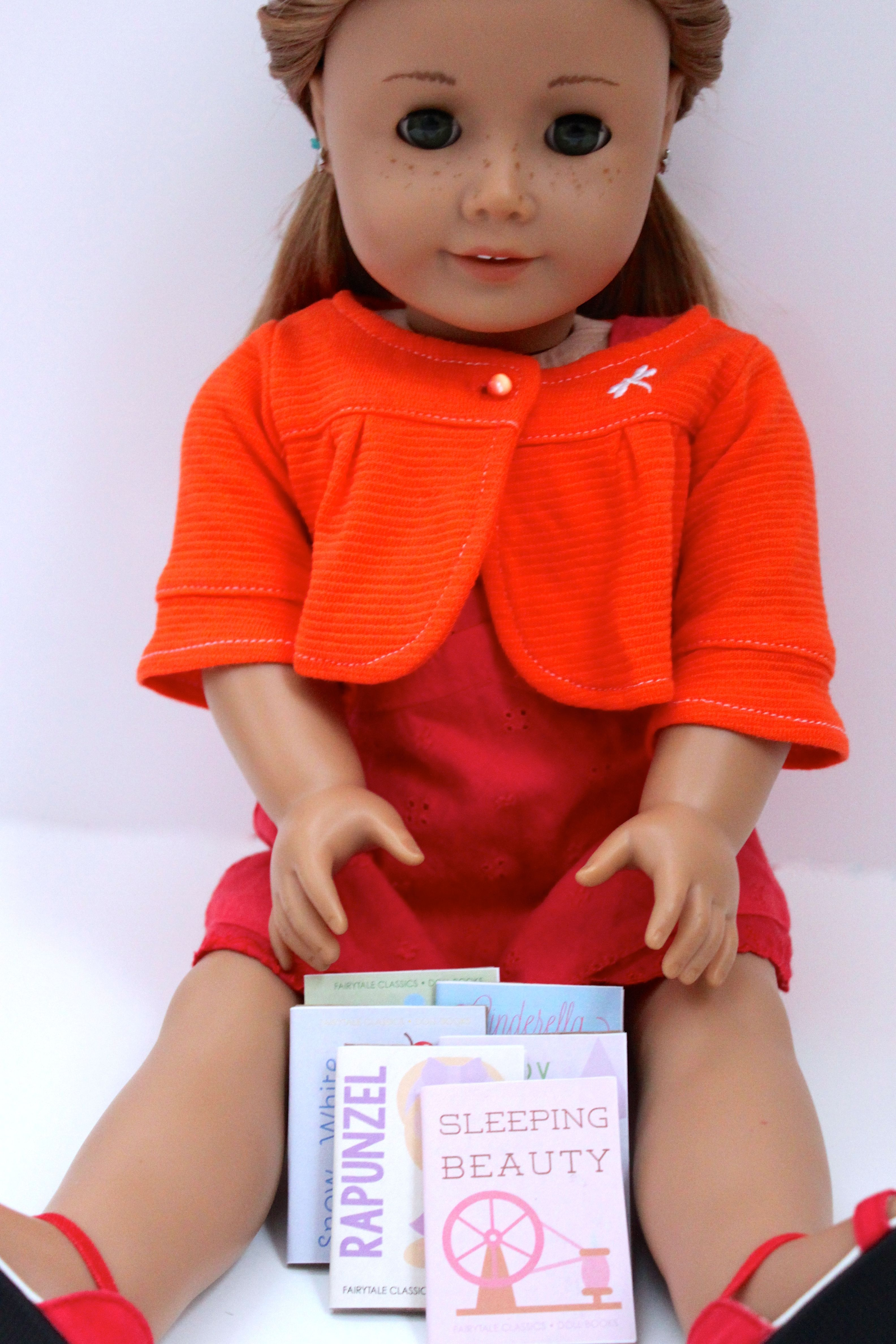 16+ American girl doll crafts book information