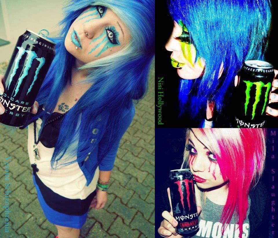 Monstar hair style pinterest hair style