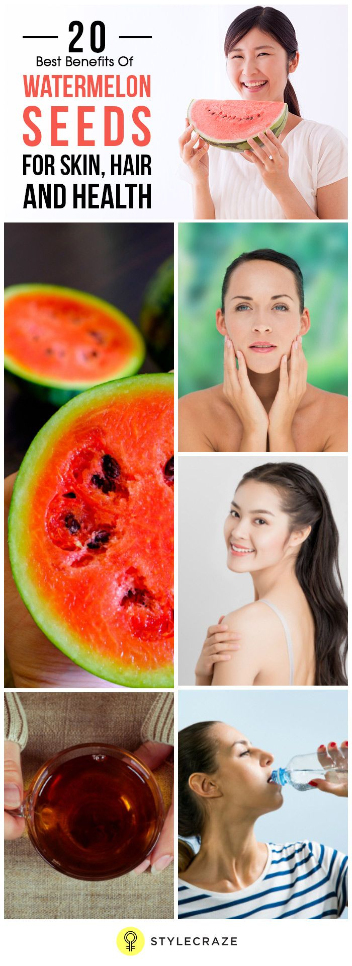 9 Best Benefits Of Watermelon Seeds For Skin, Hair, And Health forecasting