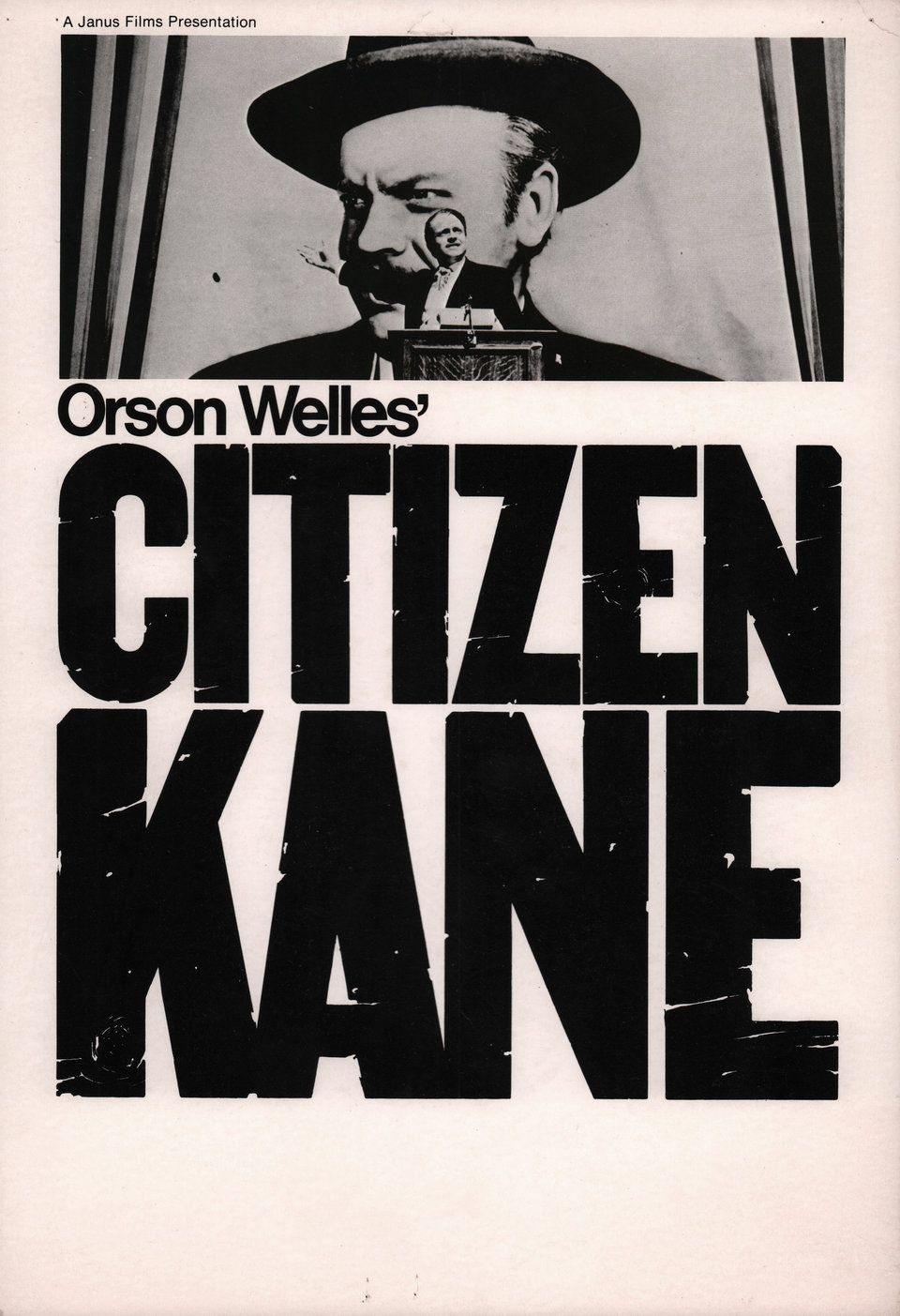 Citizen Kane R1960s U S Mini Window Card Poster Posteritati Movie Poster Gallery New York Posteres De Filmes Poster Filmes
