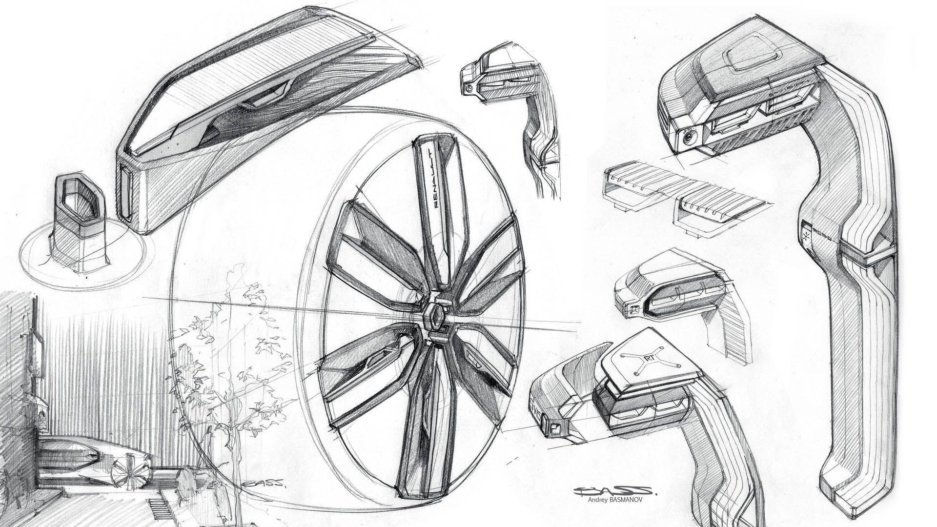Renault Ez Go Concept Wants To Autonomously Shuttle You