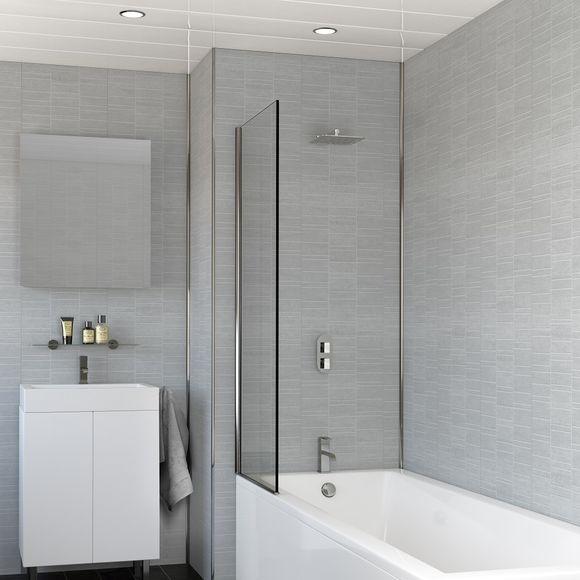 Installing Bathroom Wall Panels