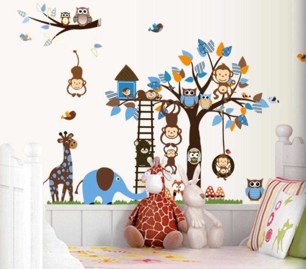 Allemaal beestjes | kids room | Pinterest