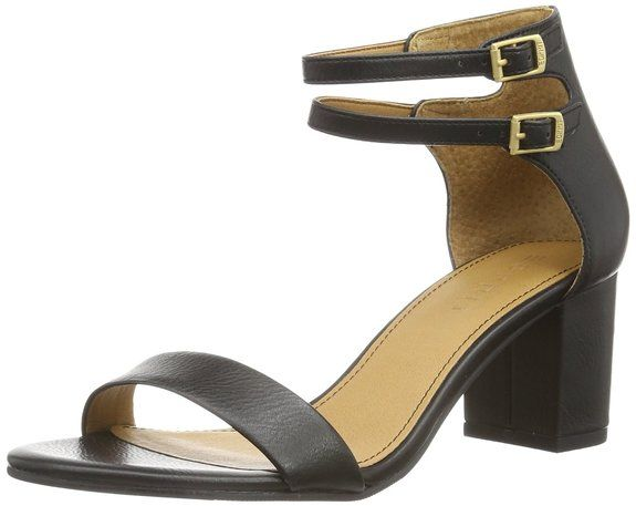 ESPRIT Cloudy Sandal - Sandalias para mujer, color azul #zapatos #santalias #mujer #Esprit