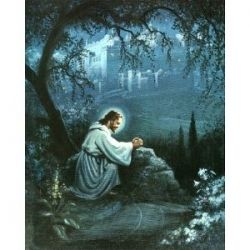 Pictures of Jesus Praying in the Garden Garden of Gethsemane