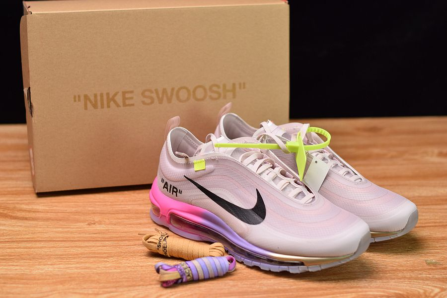Off White X Nike Air Max 97 Serena Williams Queen Aj4585 600 Nike Air Max 97 Air Max
