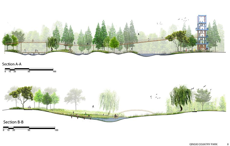 Landscape architecture graduate yi ting wu for Area landscape architects