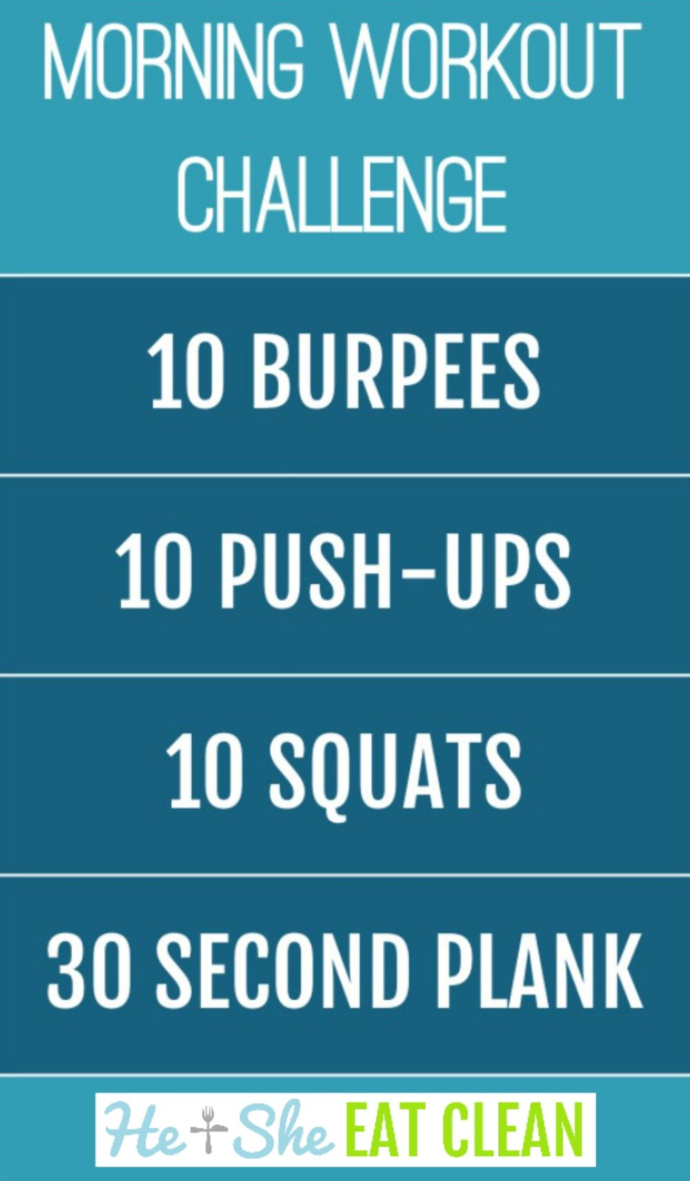 Looking to jumpstart your mornings? Do this quick and effective workout each morning. With burpees,...