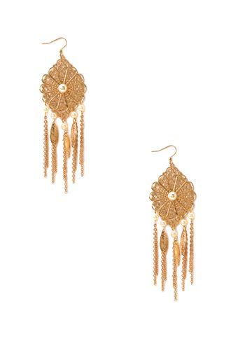 Catching Dreams Drop Earrings | FOREVER21 - 1000061440