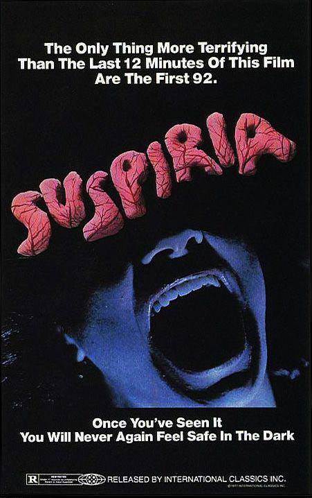Suspiria Remake Dead in the Water