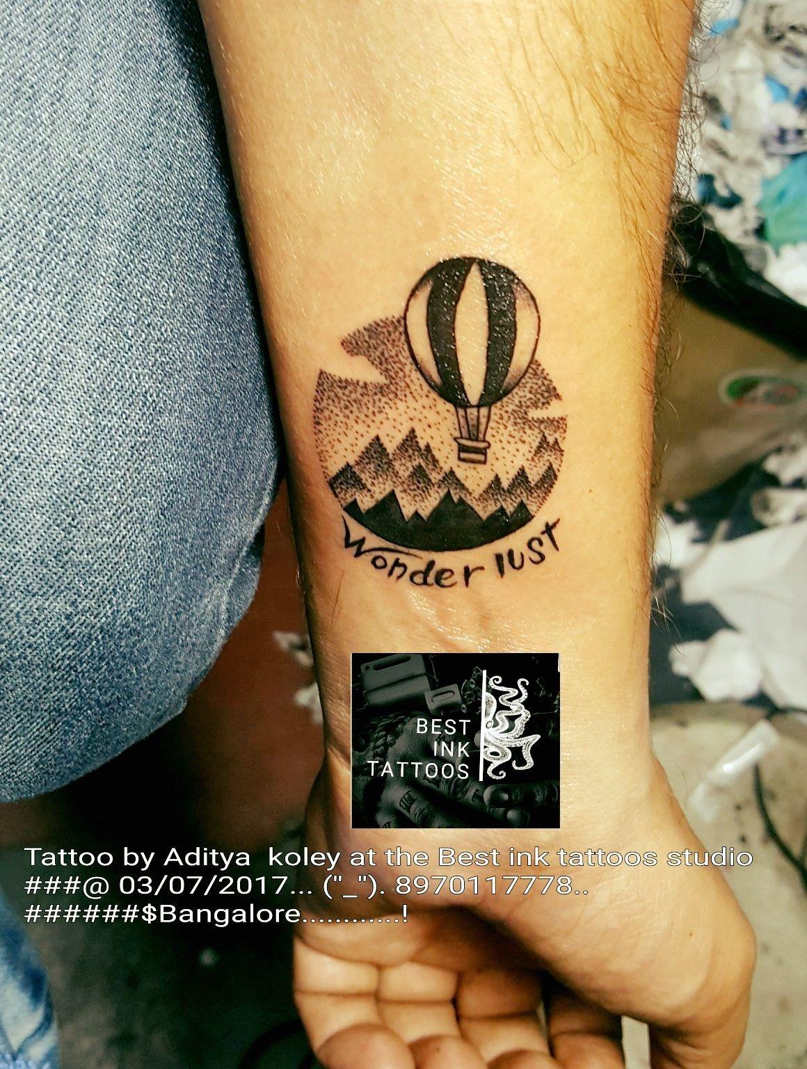 Best Small Tattoo Artist Aditya Koley Cool Small Tattoos Best