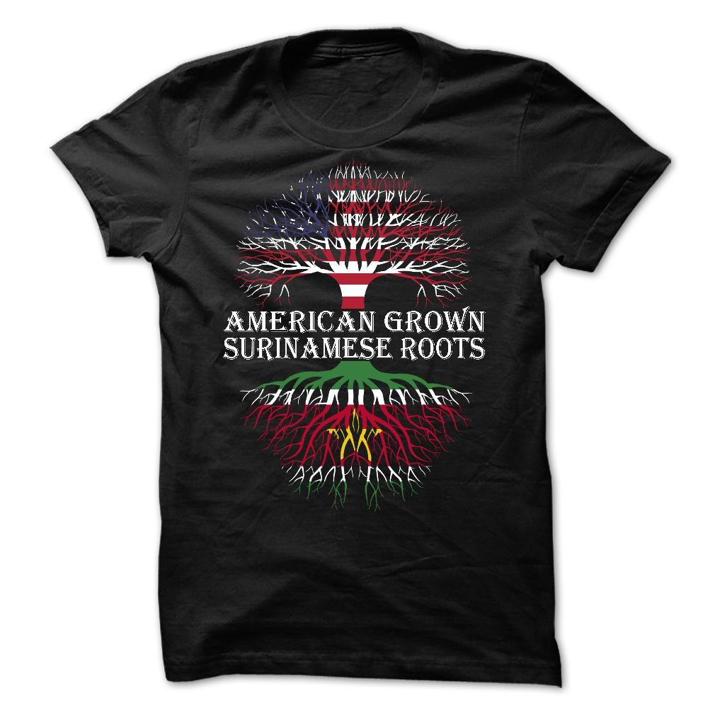 American Grown Surinamese Roots T-Shirts, Hoodies. ADD TO CART ==►…