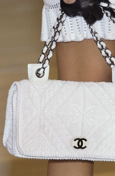 Chanel Haute Couture 2013 pinned with Bazaart
