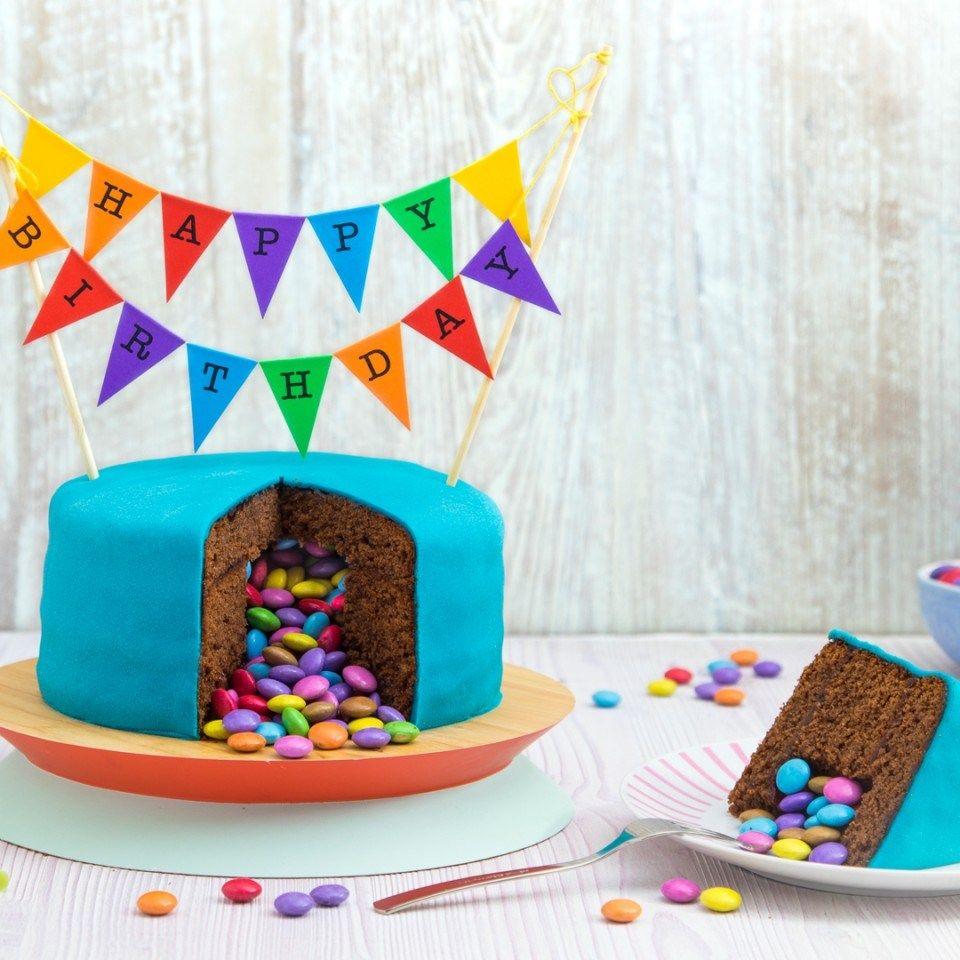Pinata Cake Rezept Edeka Rezept Kuchen Ideen Cake Rezepte Pinata Kuchen