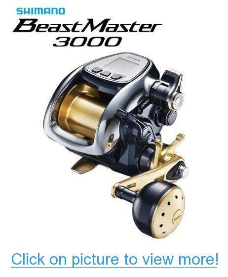 07179aaa5ec SHIMANO 13 BEAST MASTER 3000 Electric Fishing Reel #SHIMANO #BEAST #MASTER # Electric #Fishing #Reel