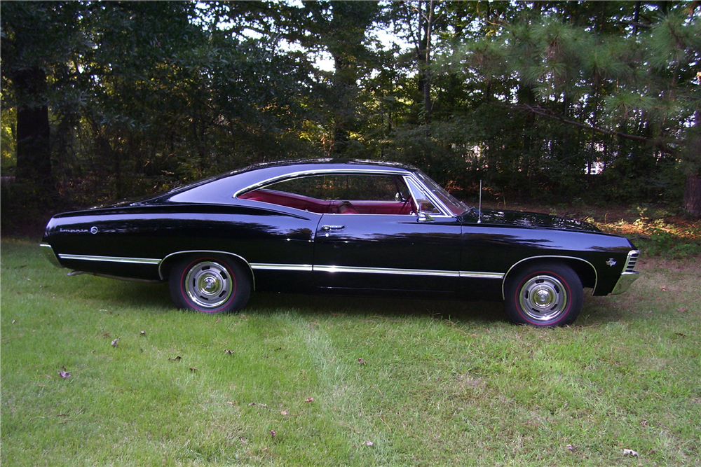 1967 Chevrolet Impala Sport Coupe 211088 Sports Coupe