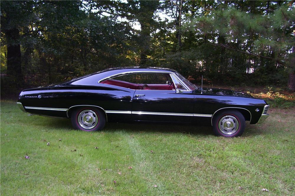 1967 Chevrolet Impala Sport Coupe 211088 Sports Coupe Chevrolet Impala Chevrolet
