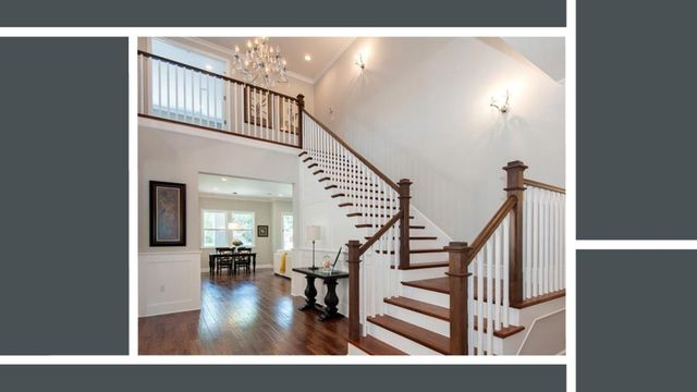 Nothing Finishes A Room Off Better Than Complementing Your Hardwood Floor  With A Beautiful Hardwood Staircase. Call Today For A Free Estimate On A U2026