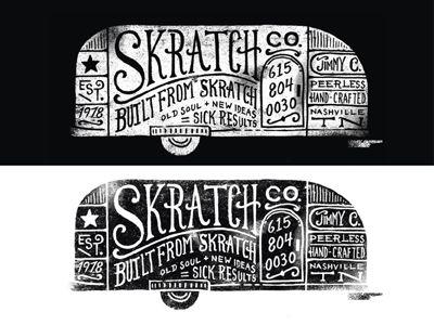 Skratch Co - Custom Built Airstreams, Nashville TN | Designer: Jonathan Schubert