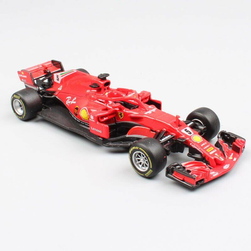 Details About 1 43 F1 Ferrari Sf90 Sf71h 2019 Sebastian Vettel