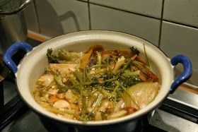 Eten maken: Zelfgemaakte groentebouillon