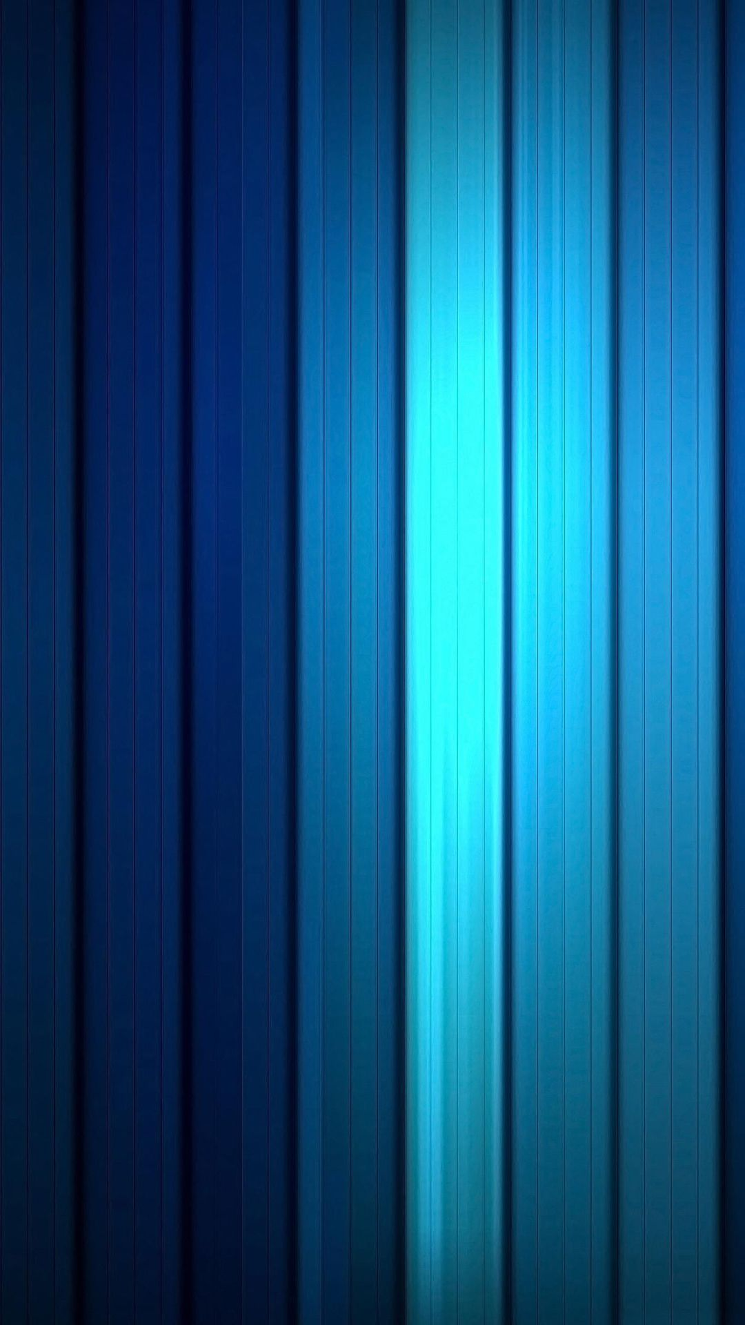 Attractive Blue Lines #iPhone #7 #wallpaper