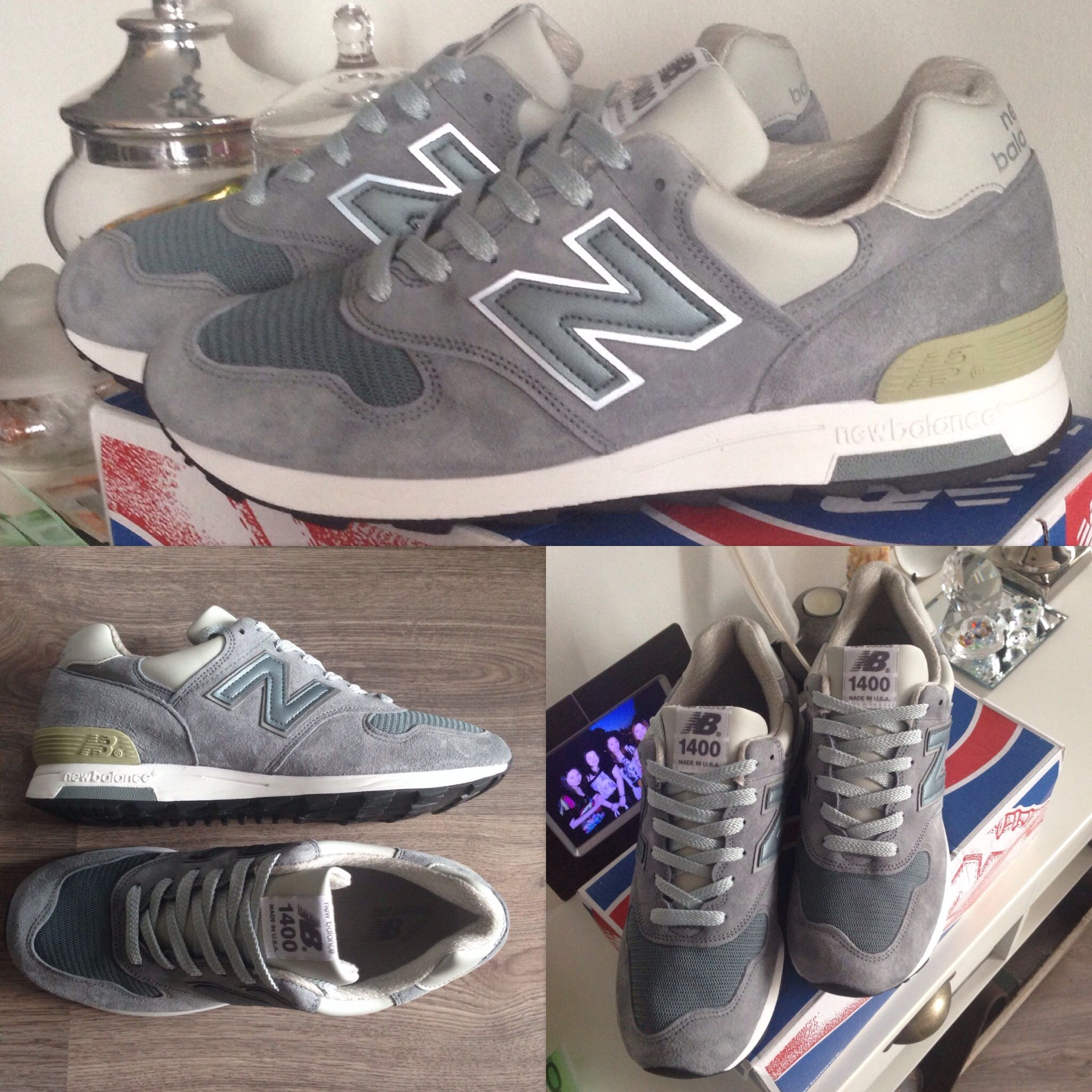 86925028bd814 Got these from K-sneakers Hong Kong. New Balance 1400 SB US made ...