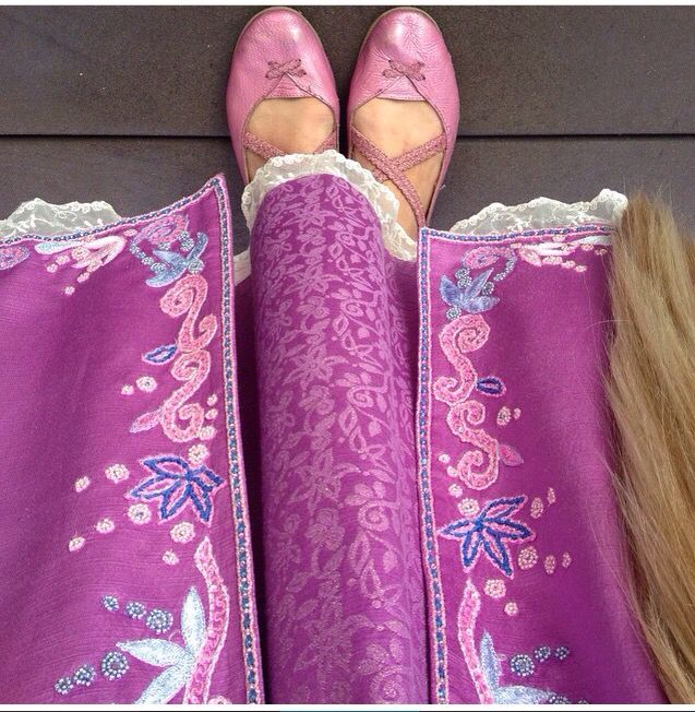 Rapunzel costume, Rapunzel cosplay