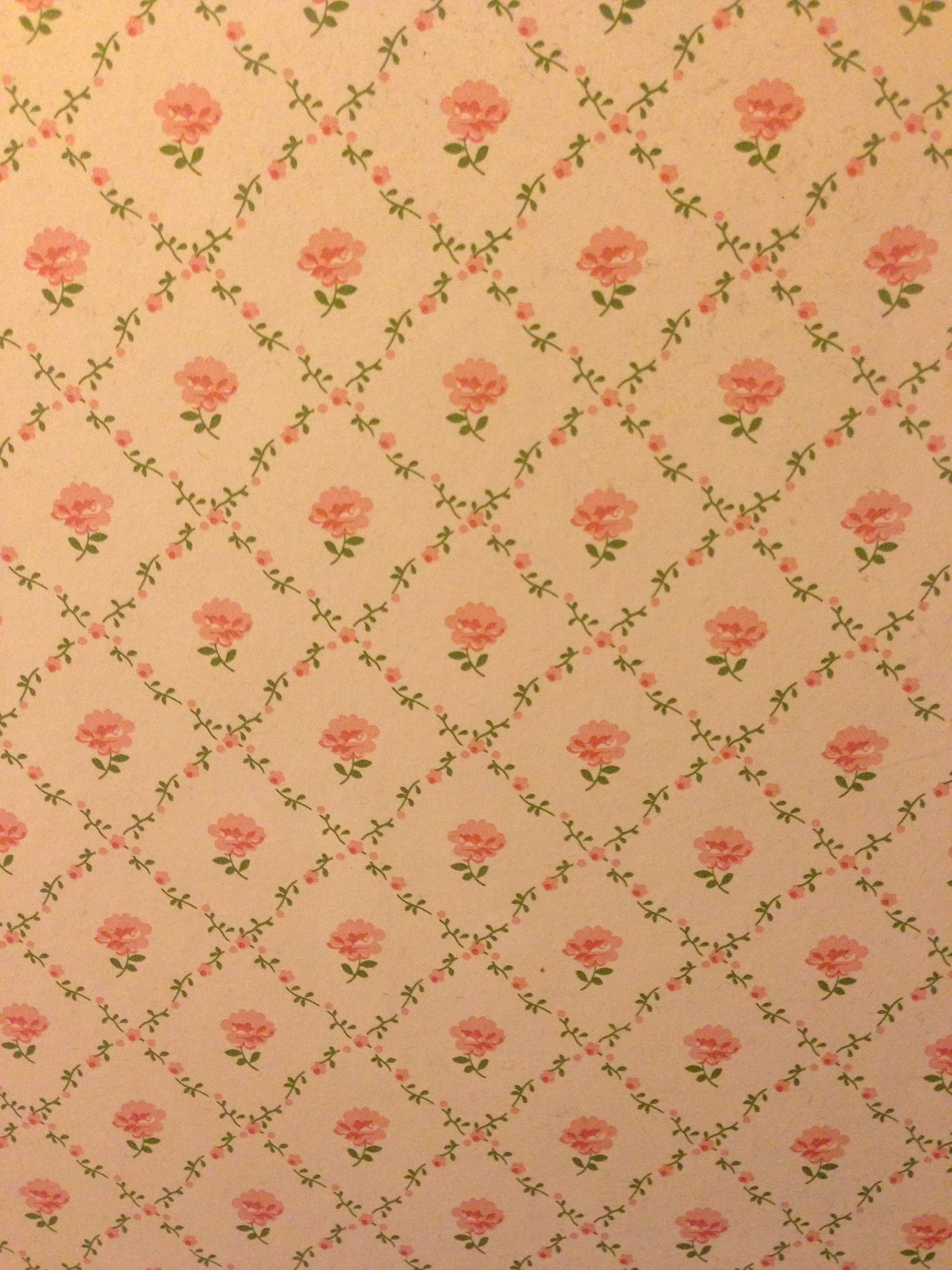 Vintage Laura Ashley Wallpaper 39 Kate 39 In My House