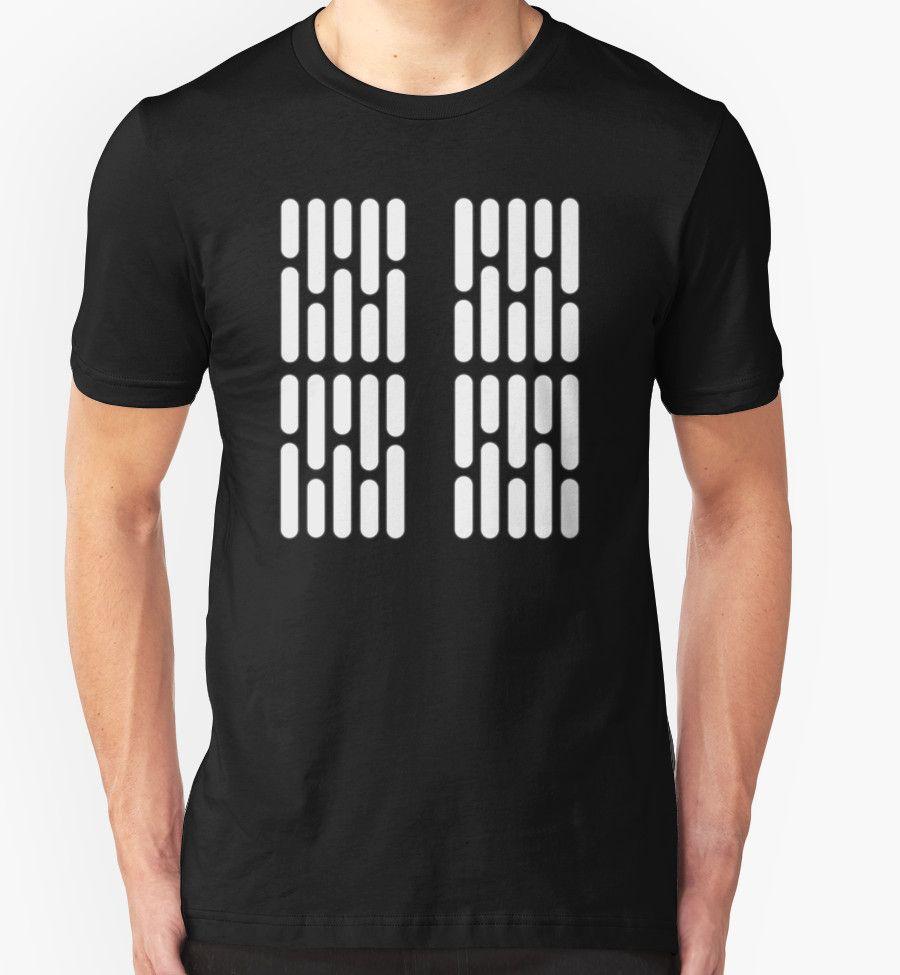 Black light t shirt ideas - Star Wars Light Panels Unisex T Shirt