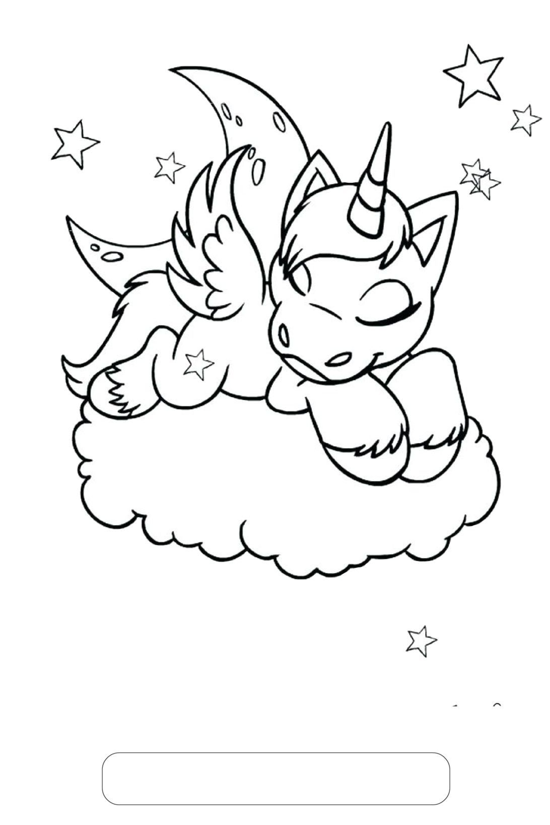 Baby Unicorn Coloring Page Youngandtae Com Unicorn Coloring Pages Cat Coloring Page Fairy Coloring Pages