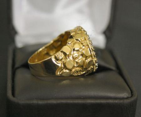 American Eagle Gold Bullion Coin Ring