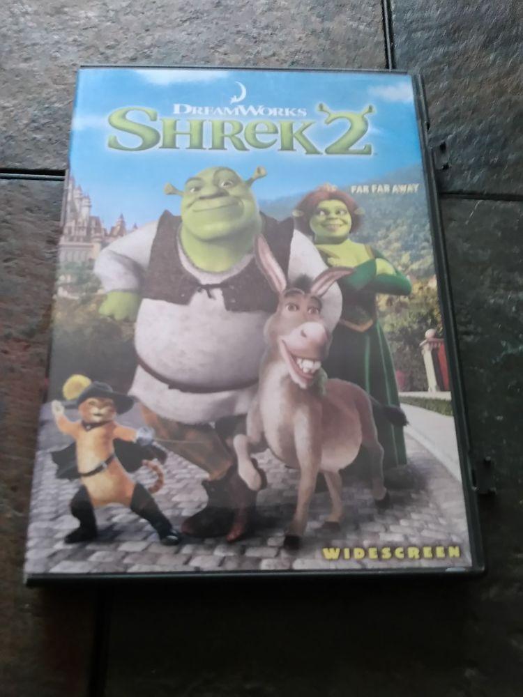 Shrek 2 Dvd Shrek Dreamworks Shrek Shrek Dvd