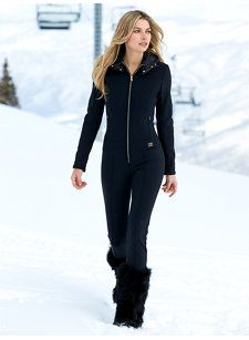 3deaac9c1c89bc Mila Catsuit by Bogner | Weekend in Aspen in 2019 | Ski jumpsuit ...
