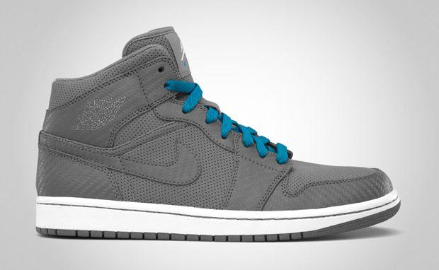 6a94d561d7b1a2 Air Jordan 1 Phat Cool Grey University Blue White