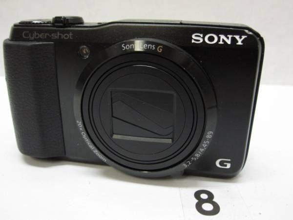 CD80FC ソニー SONY Cyber-shot DSC-HX30V ジャンク_画像1