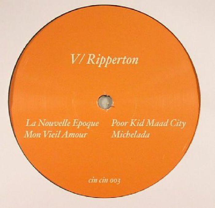 V | Ripperton - Cin Cin 03 (Cin Cin) #vinyl #records #vinylrecords #dj #music #House